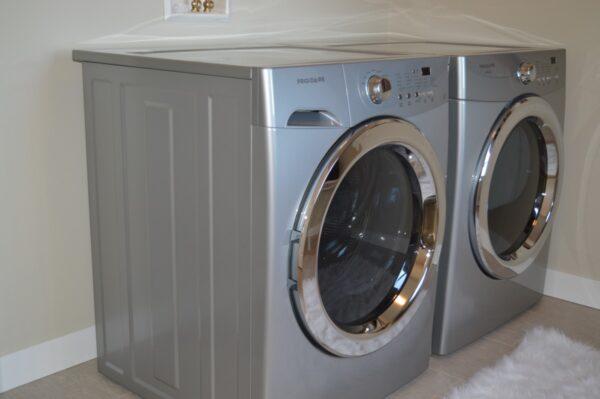 Washing machine vibrations